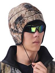 fibras químicas camuflaje caza vestir sombreros unisex
