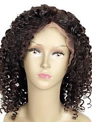 densité de 150% de la pleine dentelle perruques de cheveux humains pour les femmes noires cheveux humains indien perruques dentelle