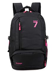 60 L Randonnée pack Voyage Duffel sac à dos Escalade Badminton Camping & Randonnée Fitness Voyage Sports de neige Course/RunningEtanche