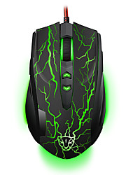 Gaming Mouse USB 500-1250-1750-3500 MotospeedV5