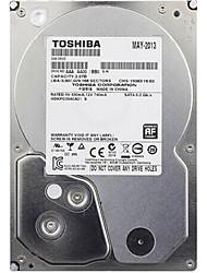 Toshiba 3TB Área de trabalho do disco rígido 7200 SATA 3.0 (6Gb / s) 64MB esconderijoDT01ACA300