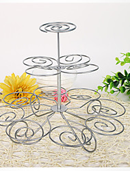 New Cupcake Stand Tree Holder Muffin Serving Birthday Cake 41Cup Party 5 Tier