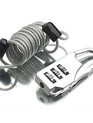 Luggage Lock Coded Lock Coded lock Mini Size for Luggage Accessory