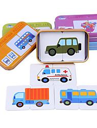 Jigsaw Puzzles Educational Toy Building Blocks DIY Toys 1 Wood