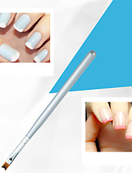 1pcs French Manicure Nail Polish Pencil Tool