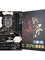 colorful® c.z170 v21 carte mère intel Z170 / lga 1151