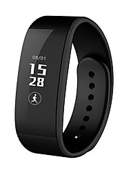IP54 Life Waterproof Heart Rate Oxygen Sleep Monitoring Step Bluetooth 4.0 Smart Bracelet for Android iOS
