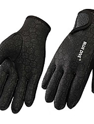 Diving Gloves Sports Gloves Fishing Gloves Full-finger Gloves Men's Women's Kid'sKeep Warm Windproof Wearproof Anti-skidding Snowproof