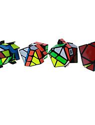 Yongjun®MoYu® Smooth Speed Cube Alien Magic Cube Smooth Sticker Anti-pop Adjustable spring ABS
