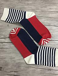 Herren Socken - Baumwolle Elasthan Medium
