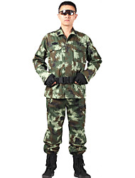 Unisex Clothing Sets/Suits Hunting Breathable Wearable Spring Summer Fall/Autumn Winter Camouflage
