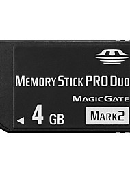 Other 4GB Memory Stick PRO Duo Class 4
