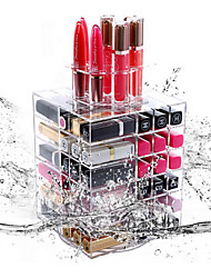 Makeup Storage Acrylic Transparent Others Normal Women