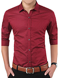 Han edition/business/leisure/man/long sleeve shirts