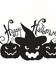 Window Stickers Window Decals Style Halloween PVC Window stickers