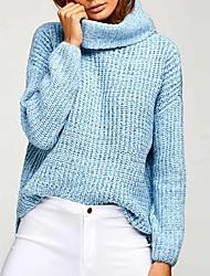 koreanische Version des neuen Winter Turtleneckstrickjacke weiblichen Fledermaus Ärmel lose Pullover dicken Sicherungskurzmantel