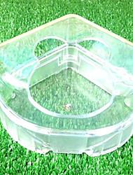 Roedores Limpeza Plástico Transparente