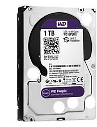 WD 1TB Desktop Hard Disk Drive SATA 3.0 (6Gb / s) 64MB Cache-SpeicherWD10PURX