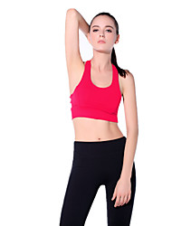HTLD®®Yoga Tops Comfortable High Elasticity Sports Wear Yoga Women's
