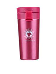 Clássico Esportivo Exterior Artigos para Bebida, 380 ml retenção de calor Portátil Aço Inoxidável Polipropileno chá Café Vacuum Cup