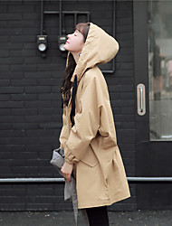 Sign cute Korean fashion design waist coat warm jacket and long sections have cloth