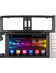 Ownice Support 4G SIM LTE 8inch 1024*600 Android 6.0 Quad Core Car GPS Stereo for Toyota Prado 2013 Support 4G Lte with 2GB RAM