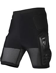 Cycling Padded Shorts Unisex Bike Padded Shorts/Chamois Breathable Anatomic Design Spandex Terylene PVCSkating Cycling/Bike