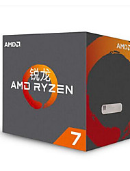 резкий дракон AMD ryzen 7 1700 х 3.4 GHz процессор интерфейсный блок 8 ядерный АМ4