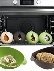 Mold DIY Cesto de frutas For Fruta para bolo Silicone Multifunções