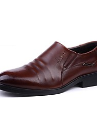 Men's Loafers & Slip-Ons/New/Business Style/Comfort/Leather/Office & Career Party & Evening/Casual