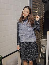 знак корейскую короткие передний длинный свитер без рукавов жилет жилет женский дикий свободные свитера хеджирование