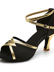 Zapatos de baileLatino-Personalizables-Tacón Personalizado