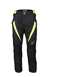 coupe-vent pantalon d'équitation moto enduro hommes motocross hors route genou de sport de course pantalons de sport de protection