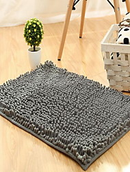 Casual Polyester Bath Rugs 50*120cm
