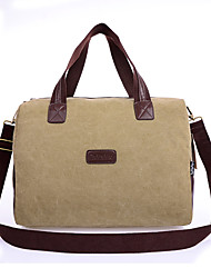 Unisex Canvas Formal Casual Outdoor Office & Career Professioanl Use Briefcase