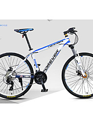 Mountain Bike Cycling 30 Speed 26 Inch/700CC MICROSHIFT Oil Disc Brake Suspension Fork Aluminium Alloy Frame Ordinary/Standard Anti-slip
