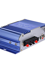 HY601 Hi-Fi LED Car Stereo Power Amplifier