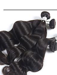 4 pcs/ lot Free Shipping Top Grade Peruvian Virgin Hair Body Wave, Virgin Peruvian Body Wave Hair