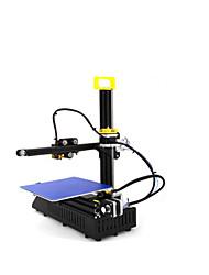 creality cr-8 2 em 1 impressora laser gravura 3d - Plug UE preto