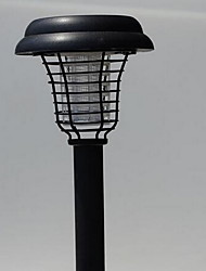 Plastic Mosquito Lamp Solar Lawn Light