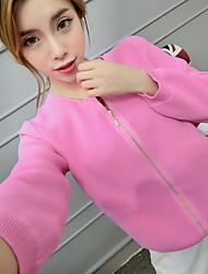 подписать новый корейский свободный свитер пальто тонкий платок вне короткой поездки весной и осенью свитер женский