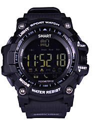 Men's Sport Watch Military Watch Dress Watch Smart Watch Fashion Watch Wrist watch Unique Creative Watch Digital Watch Quartz Digital