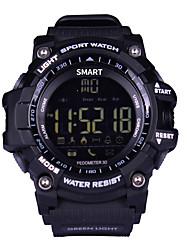 Hombre Reloj Deportivo Reloj Militar Reloj de Vestir Reloj Smart Reloj de Moda Reloj de Pulsera Reloj creativo único Reloj digital Cuarzo