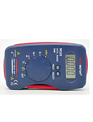 Card Type Digital Multimeter Hand-Held Digital Voltmeter