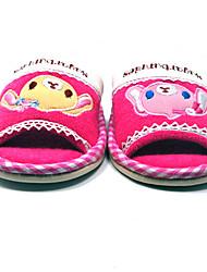 Современный Домашние тапки Тапочки для девочек