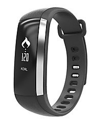 Smart Band Heart Rate Blood Pressure Pulse Meter Bracelet Fitness Watch Smartband for iOS Android