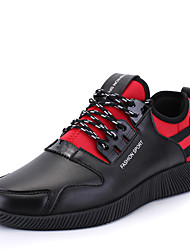 New Men's Fashion Shoes Shoes Leather Leisure Tide Restoring Ancient Ways Running Sneakers