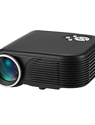 X5 Mini Portable 250Lumens LED Projector 640*480(Random Delivery)
