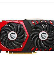 MSI Video Graphics Card GTX1050 GTX 1050 GAMING X 2G 1354-1556MHz/7108MHz2GB/128 бит GDDR5