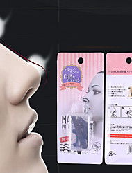 3 set 3D Invisible Correction Artifact Bridge of Nose Up device secerter increased Straightening Beauty Shaping Makeup Tools